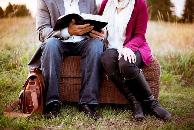 should christian couples read the bible together