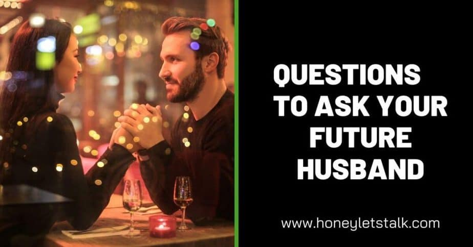 Questions To Ask a Groom Before Marriage